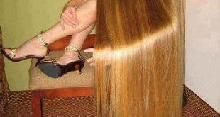 صورة علاج الشعر الخفيف وتكثيفة