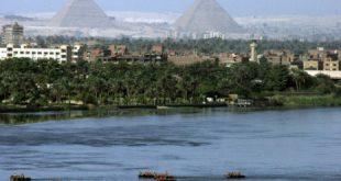 موضوع تعبير عن النيل