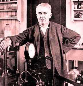 بحث عن مخترع الكهرباء فقط