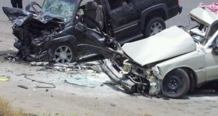صور مقال صحفي عن حادث مرور