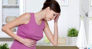 الالام الدورة الشهرية من اعراض الحمل