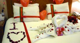 افكار رومانسيه لاعياد الزواج