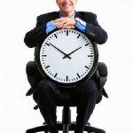 تنظيم الوقت وانجاز العمل