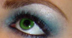 كلمات عن العيون الخضراء