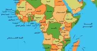 عدد الدول العربية في افريقيا