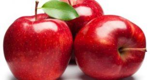 فوائد اكل التفاح للوجه