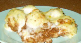 صورة طريقة عمل بطاطس باللحمة المفرومة