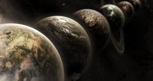 مقال علمي عن الكون