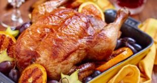 دجاج في الفرن لذيذ وشهى