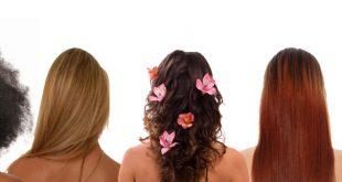 صورة انواع الشعر للانسان
