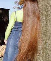 صور كيفية تطويل الشعر طرق عجيبة