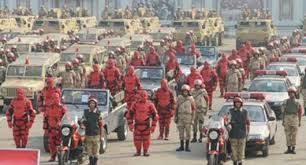 صوره عدد افراد الجيش المصرى 2018