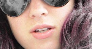 صور بنات لابسين نظارات كيوت
