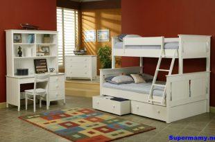 صورة سرير نوم اطفال عجيب وجديد