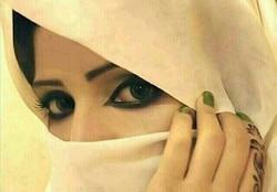 عبارات جميلة عن العين السوداء