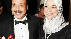 صورة صور زوجة خالد صالح