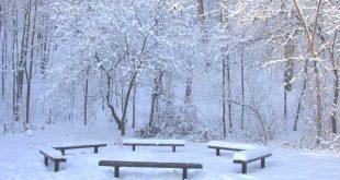 موضوع وصفي عن فصل الشتاء