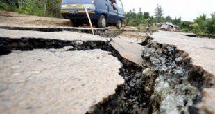 بحث عن الزلازل , معلومات كامله عن الزلازل