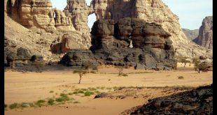نواع الصخور المكونة للمنظر الطبيعي