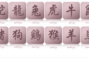 صور كيف اعرف برجي الصيني من تاريخ ميلادي