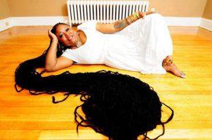 صور اطول شعر امراة في العالم