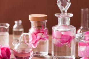 صور زيت الورد لتفتيح المناطق الحساسة