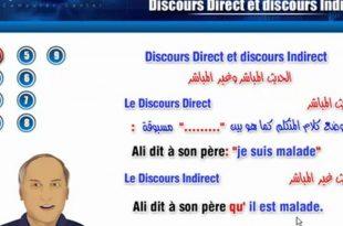 صور شرح الازمنة في اللغة الفرنسية