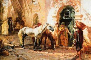 صوره الاوضاع الثقافية في الجزائر في العهد العثماني