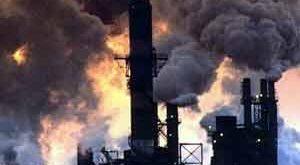 صوره اضرار فسيولوجية لتلوث الهواء