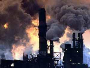 اضرار فسيولوجية لتلوث الهواء