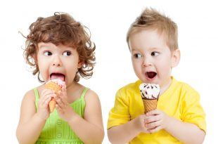 صوره طريقة عمل المثلجات في المنزل