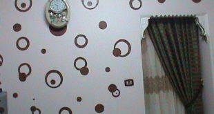 صور ديكور دوائر الحوائط