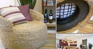 كيفية صنع ديكورات منزلية