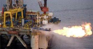 استخراج الغاز الطبيعي