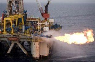 صور استخراج الغاز الطبيعي