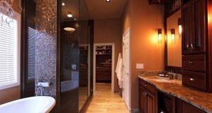 صور ديكورات حمامات صغيرة