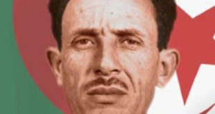 صور بحث حول الشهيد مصطفى بن بولعيد