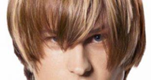 صور تسريحات شعر للاولاد المراهقين