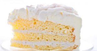 صوره الكيكة الاسفنجية للشيف حسن