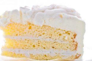 صور الكيكة الاسفنجية للشيف حسن