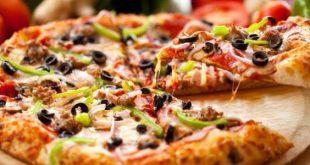 صور طريقة عمل عجينة البيتزا الطرية