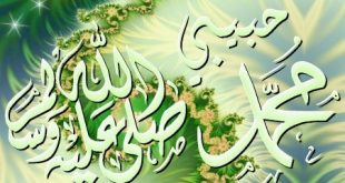 صور كلمة محمد صلى الله عليه وسلم