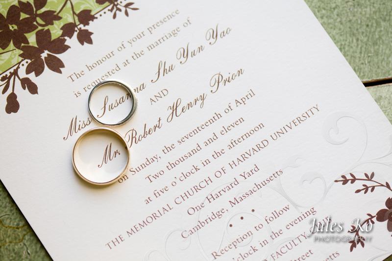 بطاقة دعوة زفاف باللغة 9