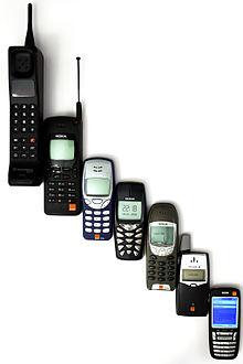 سلبيات وايجابيات الهاتف النقال بالفرنسية