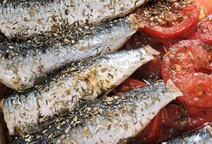 صوره اطباق الاسماك الجزائرية