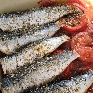 اطباق الاسماك الجزائرية