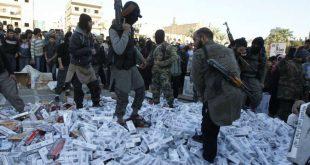 اخر اخبار داعش في العراق