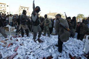 صوره اخر اخبار داعش في العراق