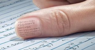 صور وسائل الغش في الامتحان