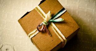صورة كيفية صنع علب هدايا